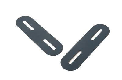 Binding Plates in PVC