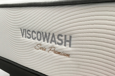 COLCHON VISCOWASH PLATABANDA