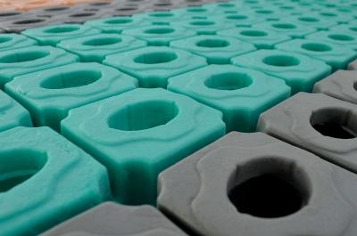 Colchón Rubik núcleo 2